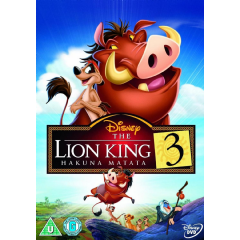 Lion King 3 (DVD)