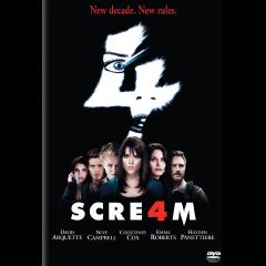 Scream 4 (2011)(DVD)