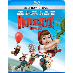 Hoodwinked Too! Hood vs. Evil (2D & 3D Blu-ray)