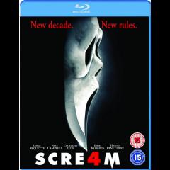 Scream 4 (Blu-ray)