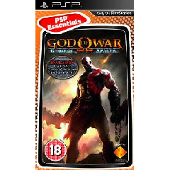 God of War: Ghost of Sparta (PSP Essentials)