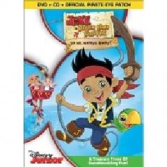 Jake and the Never Land Pirates Season 1 Vol 1 (DVD)