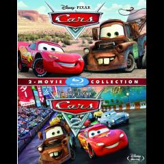 Cars 1 & 2 (Blu-ray Box Set)