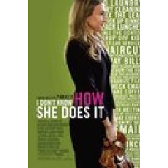 I Don't Know How She Does It (DVD)