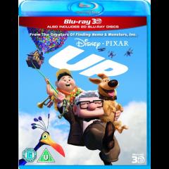 Up (2D & 3D Blu-ray Superset)