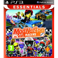 Modnation Racers (PS3 Essentials)
