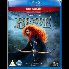 Brave (2D & 3D Blu-ray Superset)
