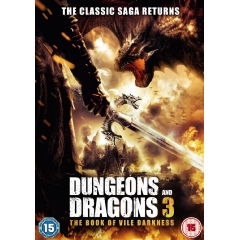 Dungeons and Dragons: The Book Of Vile Darkness (DVD)