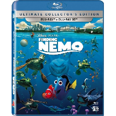 Finding Nemo 3D & 2D (Blu-ray)