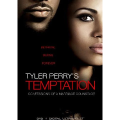 Tyler Perry's Temptation: Confession Of A Marriage Counselor (DVD)