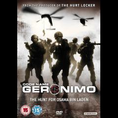 Code Name: Geronimo (DVD)