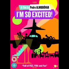 I'm So Excited (AKA Los Amantes Pasajeros) (DVD)