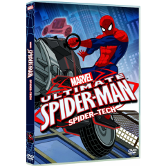Marvel Ultimate Spiderman Vol 1: Spider Tech (DVD)