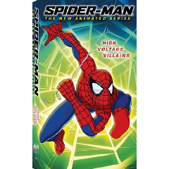 Marvel Ultimate Spiderman Vol 2: Spiderman Vs. Marvel'S Greatest Villians (DVD)