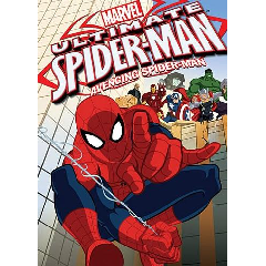 Marvel Ultimate Spiderman Vol 3: Avenging Spider-Man (DVD)