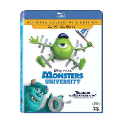 Monsters University (3D & 2D Blu-ray)