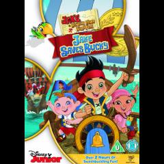 Jake & The Neverland Pirates: Jake's Neverland Rescue (DVD)