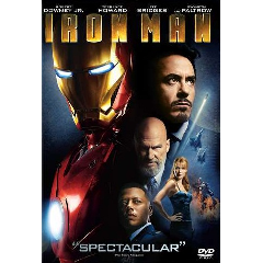 Iron Man (2008) (DVD)