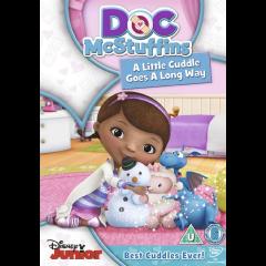 Doc McStuffins: A Little Cuddle Goes A Long Way (DVD)
