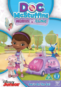 Doc Mcstuffins: Mobile Clinic (DVD)