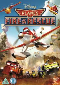 Walt Disney's Planes 2: Fire & Rescue (DVD)
