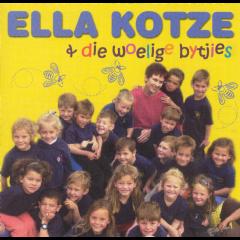 Ella Kotze - Ella Kotze & Die Woelige Bytji (CD)