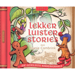Joanie Combrink - Lekker Luister Stories Vol 1 (CD)