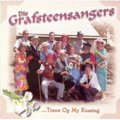 Grafsteensangers - Trane Op My Kussing (CD)