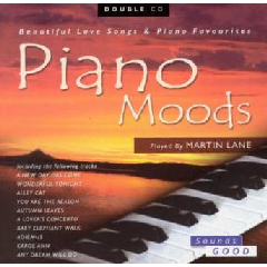 Martin Lane - Piano Moods (CD)