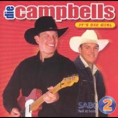 Die Campbells - Jy's Die Girl (CD)