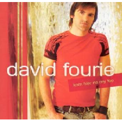 Fourie, David - Kom Hier Na My Toe (CD)