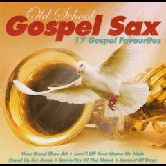 Old School Gospel Sax - Various Artists (CD)