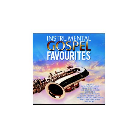 Instumental - Instrumental Gospel Favourites (CD)