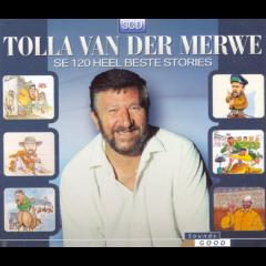 Van Der Merwe, Tolla - 120 Heel Beste Stories (CD)