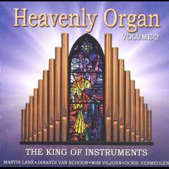 Heavenly Organ - Vol.2 - Various Artists (CD)