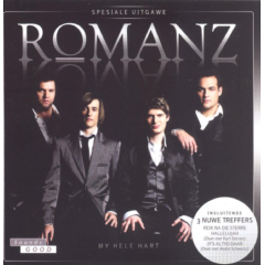 Romanz - My Hele Hart (Repackaged) - (CD)