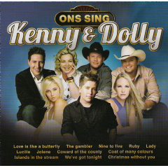 Ons Sing Kenny & Dolly - Various Artists (CD)