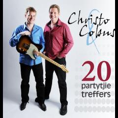 Christo & Cobus - 20 Partytjie Treffers (CD)
