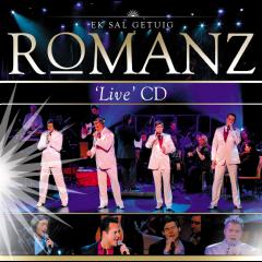 Romanz - Ek Sal Getuig - Live (CD)