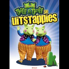 Tjiff & Tjaff - Tjiff & Tjaff Se Lekkerste Uitstappies (DVD)