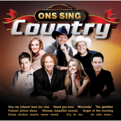 Ons Sing Country - Various Artists (CD)