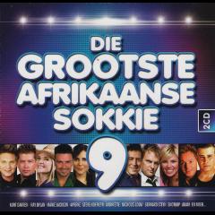Die Grootste Afrikaanse Sokkie 9 - Various Artists (CD)
