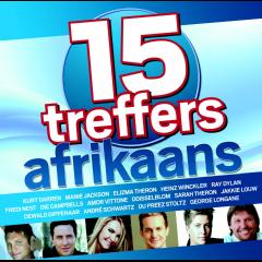 15 Treffers - Afrikaans - Various Artists (CD)