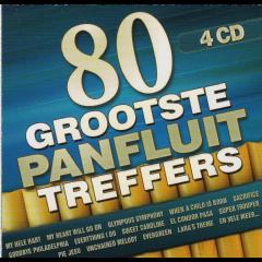 Instrumental - 80 Grootste Panfluit Treffers (CD)