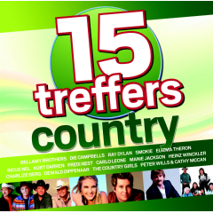 15 Treffers - Country - Various Artists (CD)