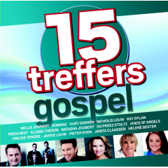15 Treffers - Gospel - Various Artists (CD)