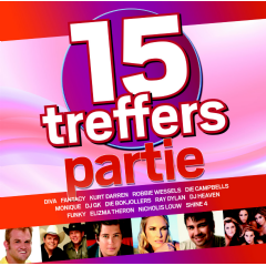15 Treffers - Partie - Various Artists (CD)