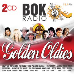 Various Artist - Bok Radio - Golden Oldies (CD)