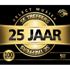 Select Musiek 25 Jaar Se Treffers - Various Artists (CD)