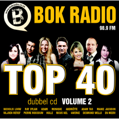 Bok Radio Top 40 - Vol.2 - Various Artists (CD)